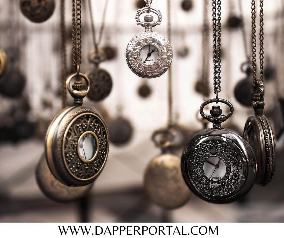 History of the timeless pocket watch