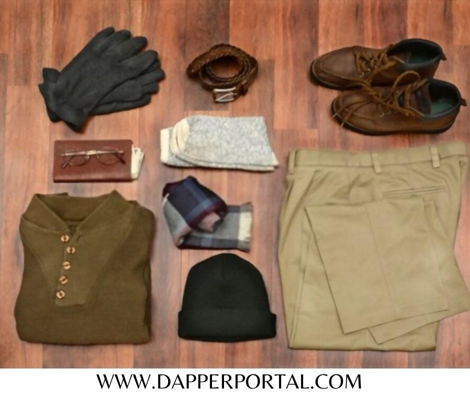 what color goes with brown shoes