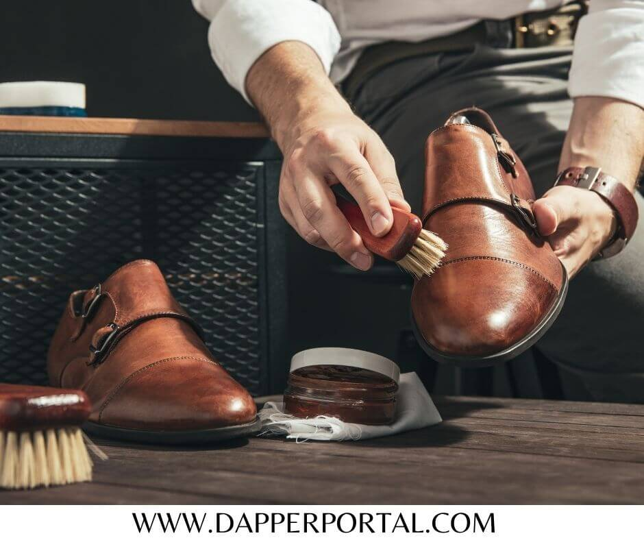 How to Clean Light Colored Leather Shoes