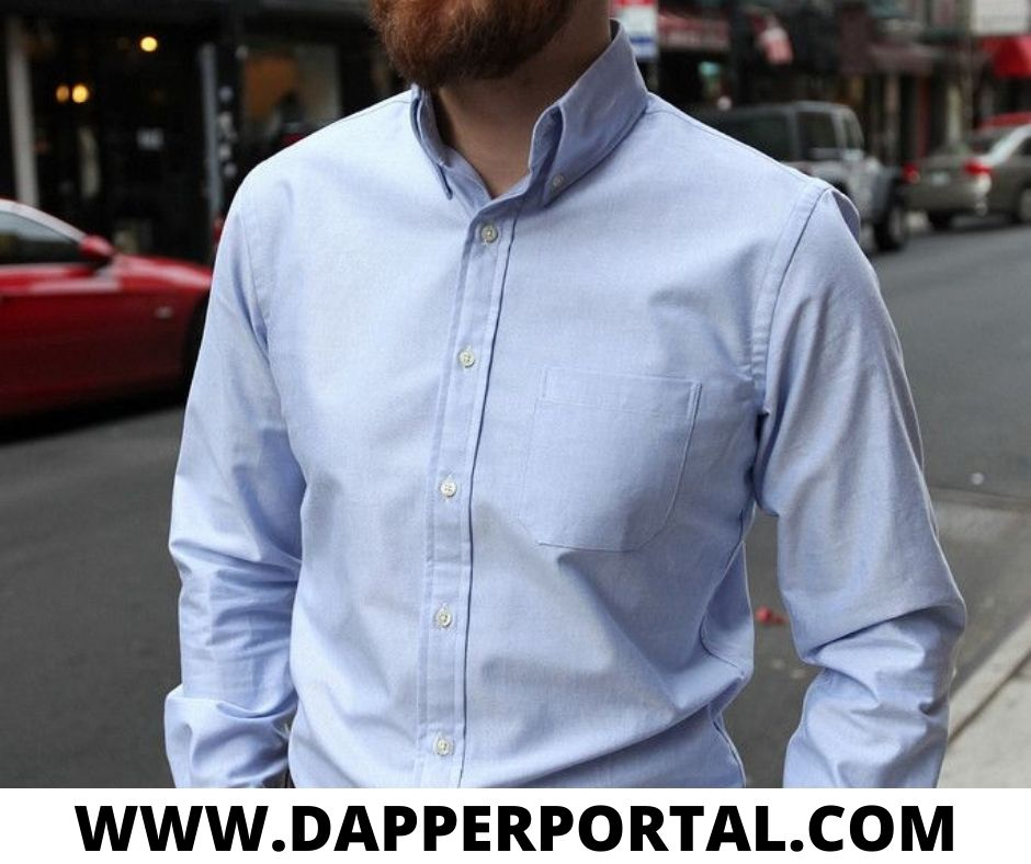 how should an oxford shirt fit