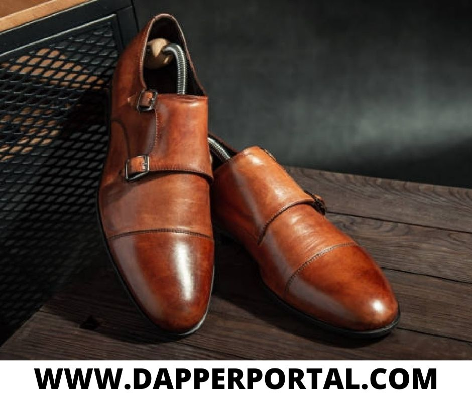 are monk straps formal